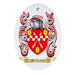 McAuley Oval Ornament