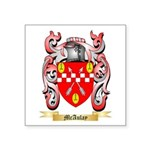 McAulay Square Sticker 3