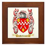 McAulay Framed Tile