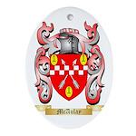 McAulay Oval Ornament