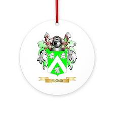 McAtilla Round Ornament