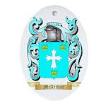 McArthur Oval Ornament