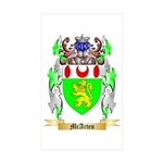 McArten Sticker (Rectangle 50 pk)