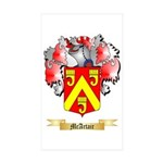 McArtair Sticker (Rectangle 50 pk)