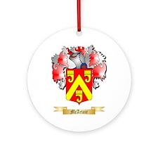McArtair Round Ornament