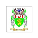 McArtain Square Sticker 3