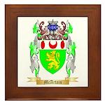 McArtain Framed Tile