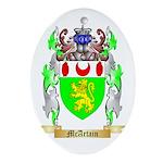 McArtain Oval Ornament