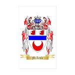 McArdle Sticker (Rectangle 50 pk)