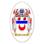 McArdle Sticker (Oval 10 pk)