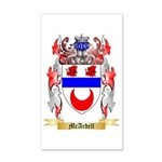 McArdell 35x21 Wall Decal