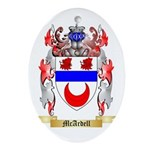 McArdell Oval Ornament