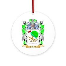 McAra Round Ornament
