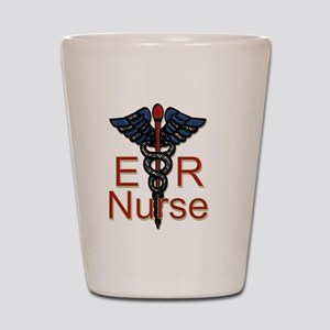 ER Nurse Shot Glass