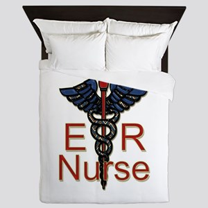 ER Nurse Queen Duvet