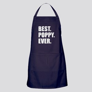 Best. Poppy. Ever. Apron (dark)