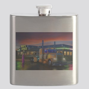 sexy truck Flask