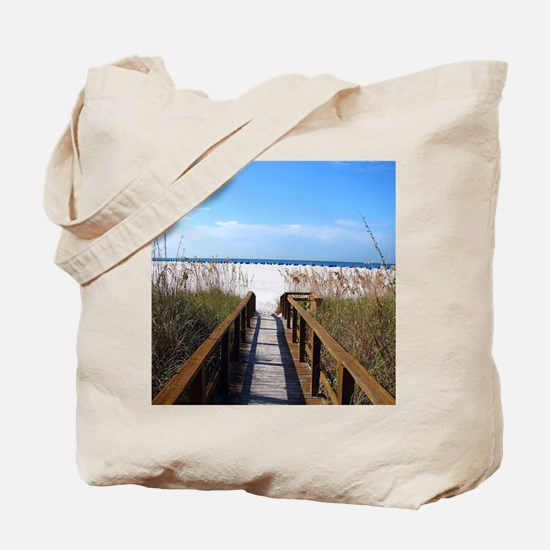 Unique Dock Tote Bag