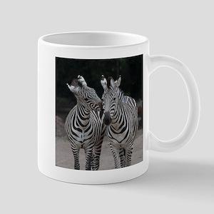 Zebra005 Mugs