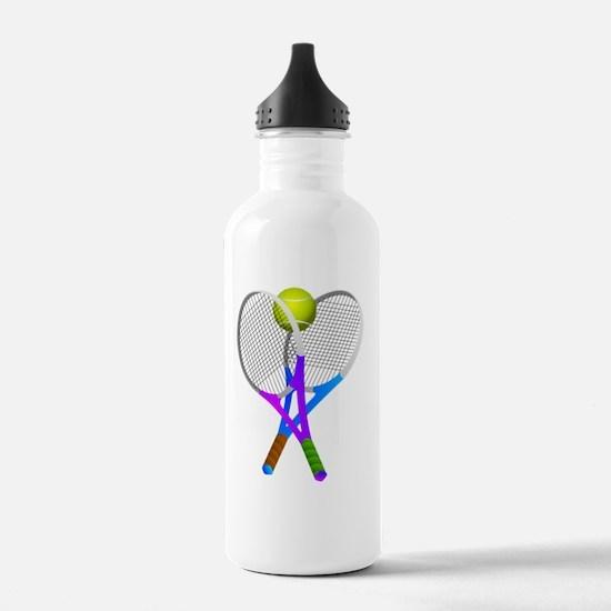 Unique Tennis match Sports Water Bottle