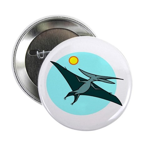 """Pterodactyl 2.25"""" Button (10 pack)"""