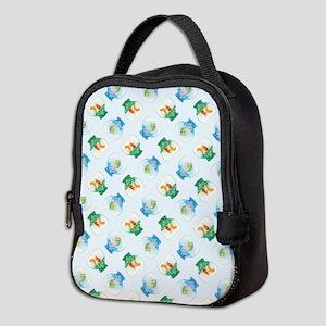 FISHBOWLS Neoprene Lunch Bag