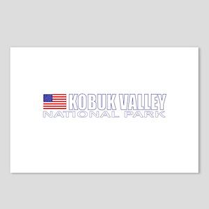 Kobuk Valley National Park Postcards (Package of 8