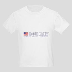 Kobuk Valley National Park Kids Light T-Shirt