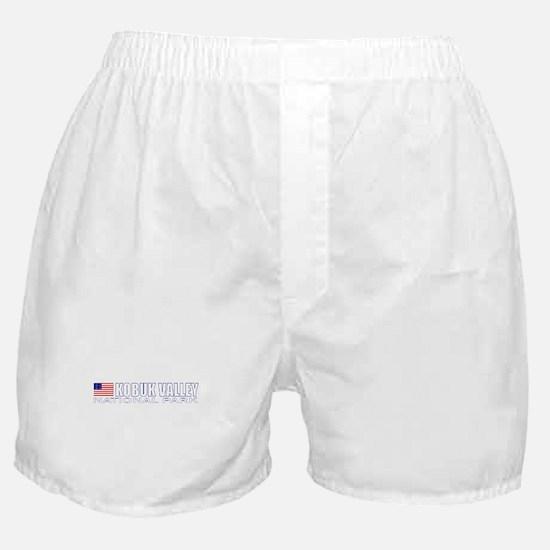 Kobuk Valley National Park Boxer Shorts