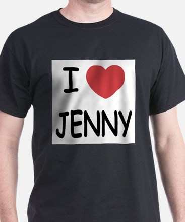 Unique Jenny T-Shirt