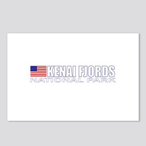 Kenai Fjords National Park Postcards (Package of 8