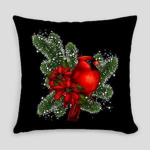 CARDINAL/PINE Everyday Pillow
