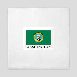 Washington Queen Duvet