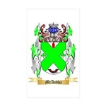 McAodha Sticker (Rectangle 50 pk)