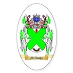 McAodha Sticker (Oval 50 pk)