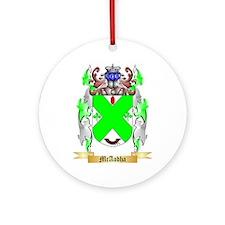 McAodha Round Ornament