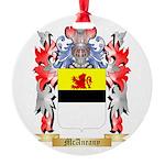 McAneany Round Ornament