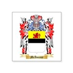 McAneany Square Sticker 3