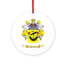 McAne Round Ornament