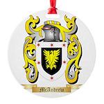 McAndrew Round Ornament