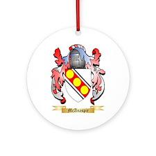 McAnaspie Round Ornament