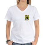 McAmbrois Women's V-Neck T-Shirt