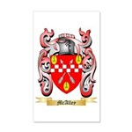 McAlley 35x21 Wall Decal