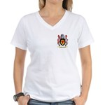 McAllaster Women's V-Neck T-Shirt