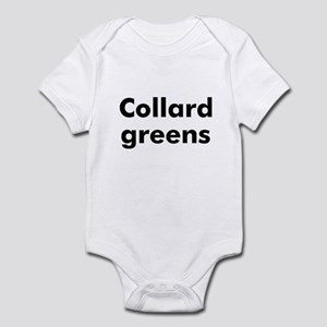 Collard greens  Infant Bodysuit