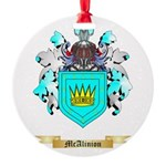 McAlinion Round Ornament