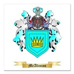 McAlinion Square Car Magnet 3