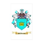 McAlinion Sticker (Rectangle 50 pk)