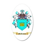 McAlinden 20x12 Oval Wall Decal