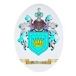 McAlinden Oval Ornament